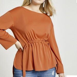 Cinnamon blouse